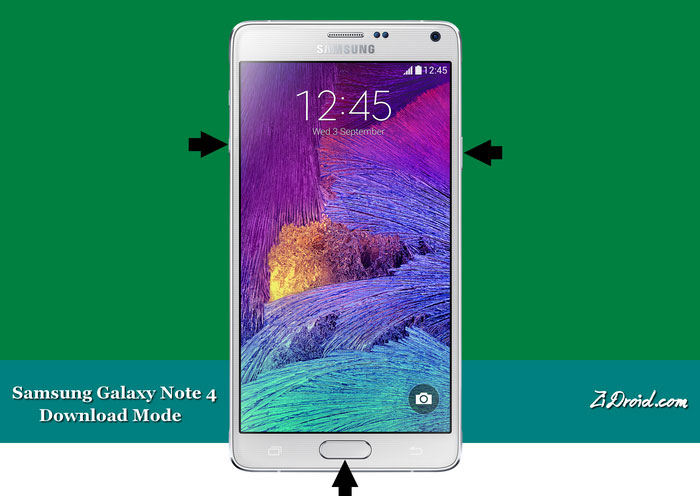 How to Root Samsung Galaxy Note 4 [CF-Auto-Root] – ZiDroid
