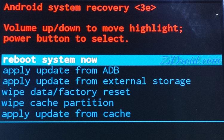 Rec-Reboot-System
