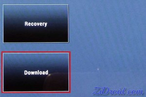 Reboot into Download