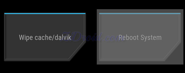 TWRP Reboot System