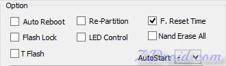 Odin3 Options