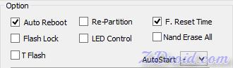 Odin3 default Options