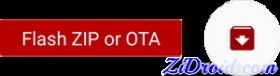 FlashFire Flash Zip or OTA