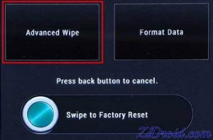 SafeStarp Advanced Wipe