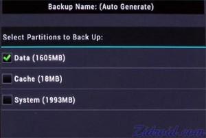 SafeStrap Backup User Data