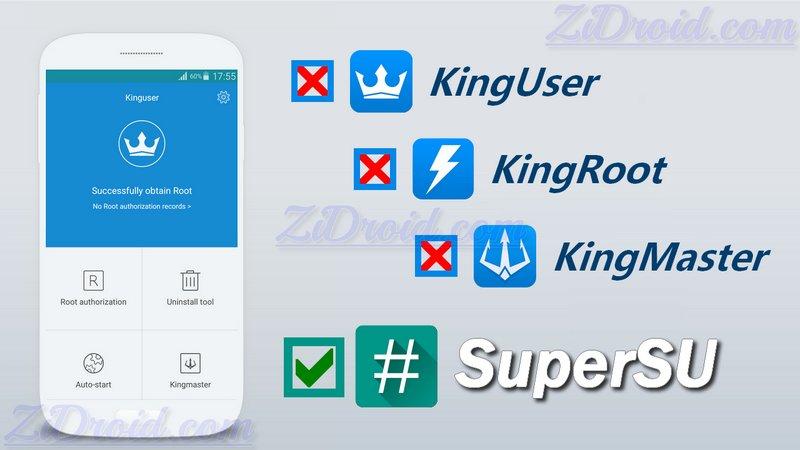 Get Ride of KingUser
