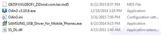 G925FXXU2BOFJ Files